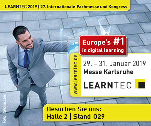 Serious-Games & Gamification auf der Learntec 2019